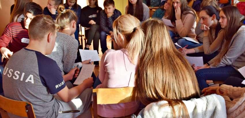 2 дня, 2 населенных пункта, 6 тренеров, 4 образовательные площадки и 67 учащихся из 16 образовательных учреждений Кавказских Минеральных вод Ставропольского края.
