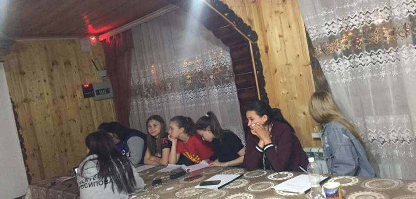 "Доброград 2019, площадка ""Школа безопасности"""