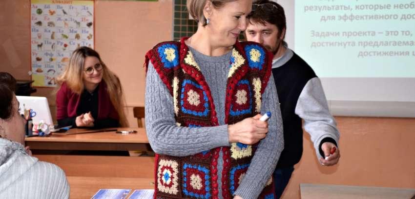 26 января, в рамках реализации социально значимого проекта «Региональный ресурсный центр общественной инициативы «Содействие+», состоялись образовательные площадки для педагогов края.